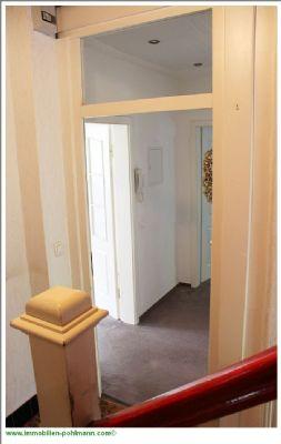 Zugang Wohnung Erdgeschoss