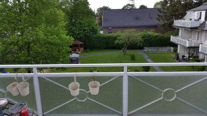 Traumhafte 3-Zi. Maisonettewohnung mit Balkon und Tiefgarage in TOP Lage!