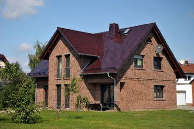 Klassisches Landhaus auf großem Grundstück in der Lausitz - Neubau