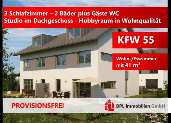 *Provisionsfrei*Neubau*Elegante Doppelhaushälften in Gilching (Waldkolonie)