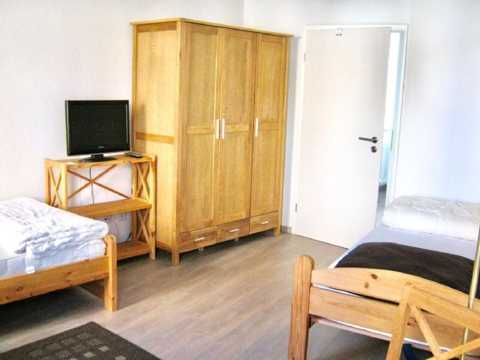 1-Zimmer-Apartment möbliert in der Altstadt