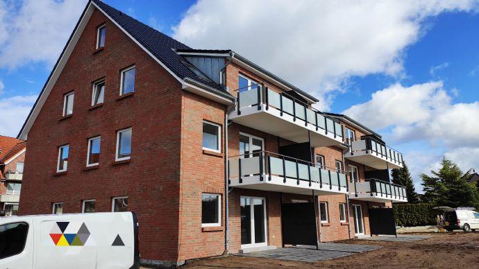 Neubau! 3 Zimmer Wohnungen (ab 571,00 €), bezugsfertig spätes Frühjahr 2020 (hier beschrieben z.B. 3 Zimmer im 1. OG)