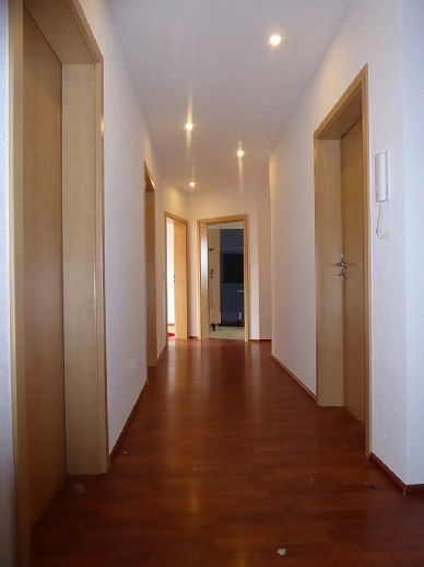 3-Zimmer-Wohnung mit Gartennutzung Arnstadt