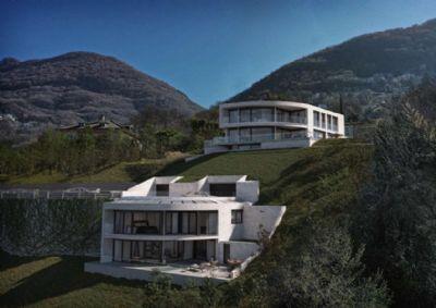 Lugano Häuser, Lugano Haus kaufen