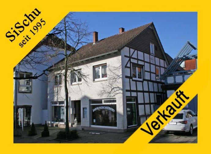 Wohn-/Geschäftshaus in Top City Lage: Investoren Willkommen!