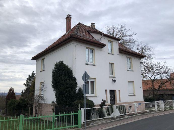Wohnhaus in zentraler Ortslage