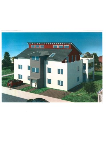 Neubau Mehrfamilienhaus mit 5 Eigentumswohnungen und Carport in guter Wohnlage