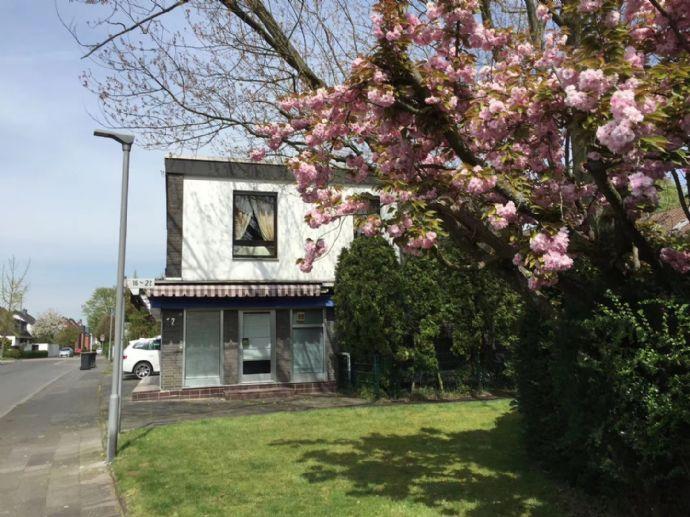 Freistehendes Haus - Arbeiten und Wohnen (mit Vermietungsmöglichkeit)