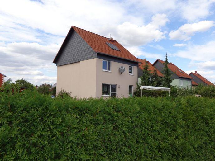 Einfamilienhaus mit vielen Extras vor den Toren Großenhains