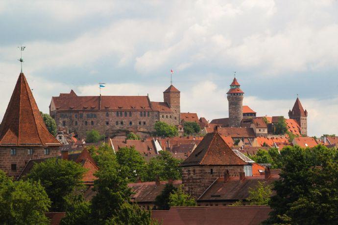 Drei Mehrfamilienhäuser 2 x Nürnberg