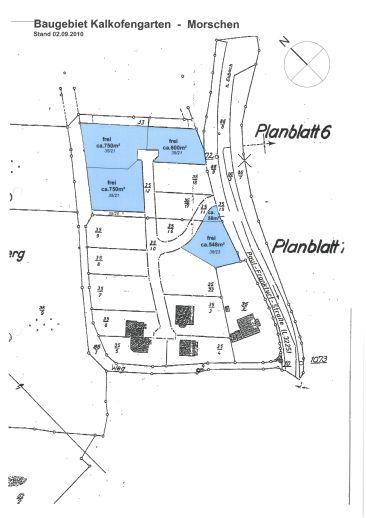 Grundstücke in Morschen