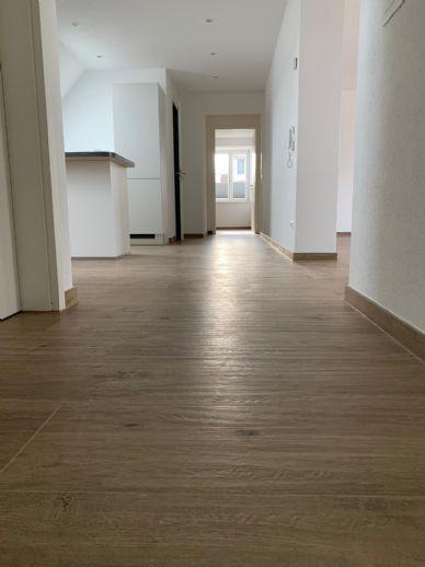 Schön renovierte 4-Zimmer-Wohnung mit Einbauküche in Donaueschingen