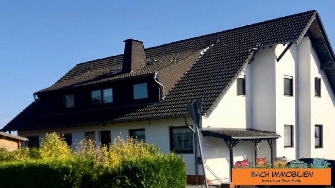 RESERVIERT - Gepflegtes Mehrfamilienhaus in Ortsrandlage von Charlottenberg