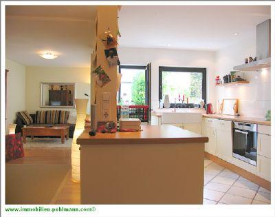 Der Wohn-Kochbereich