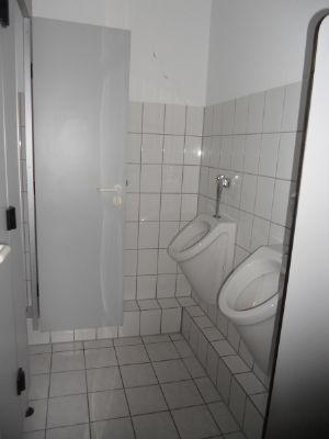 WC-Anlage Herren