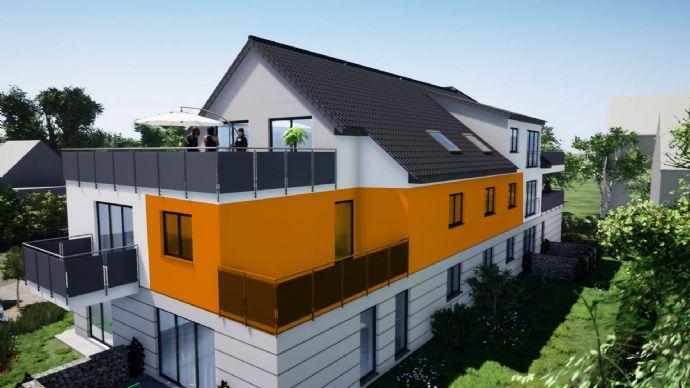 W9 - Neubau 3-Zimmer OG-Wohnung mit ca. 81,61 m² in Lippstadt Cappel (Whg 9)