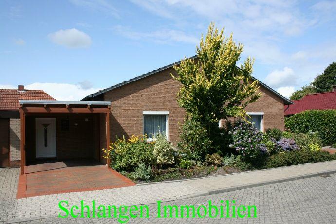 Objekt Nr.: 19/830 Gepflegtes Einfamilienhaus mit Garage und Carport in Leer