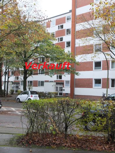 solide Kapitalanlage in HH-Lokstedt: 3 Zi-Wohnung in NDR Nähe
