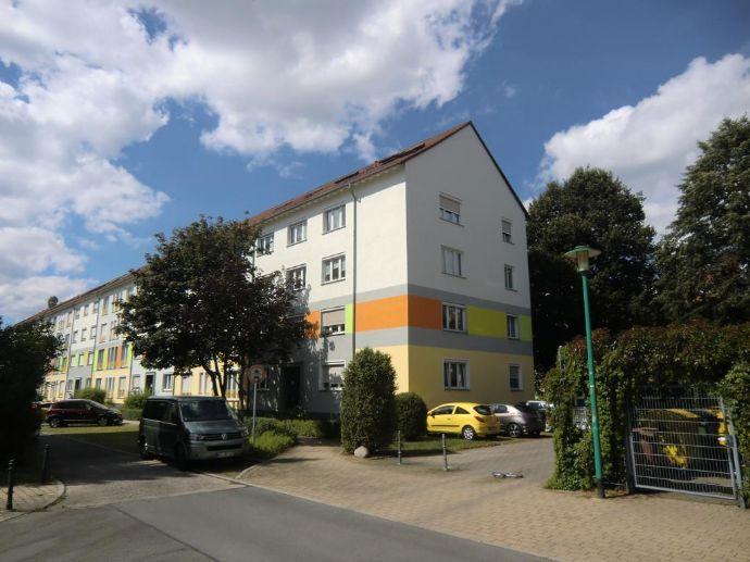 VERKAUFT ! - Eigentum statt Miete 2,5-Raum-Wohnung mit Balkon