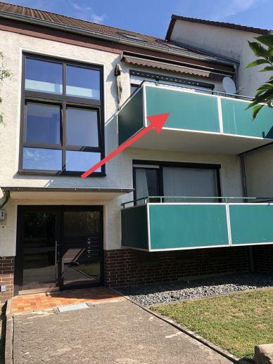 2-Zimmer-Wohnung mit Balkon und Garage in Bolzum (Sehnde)