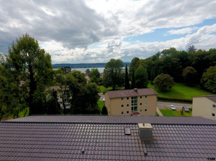Penthouse: schöner Wohnen unterm Dach