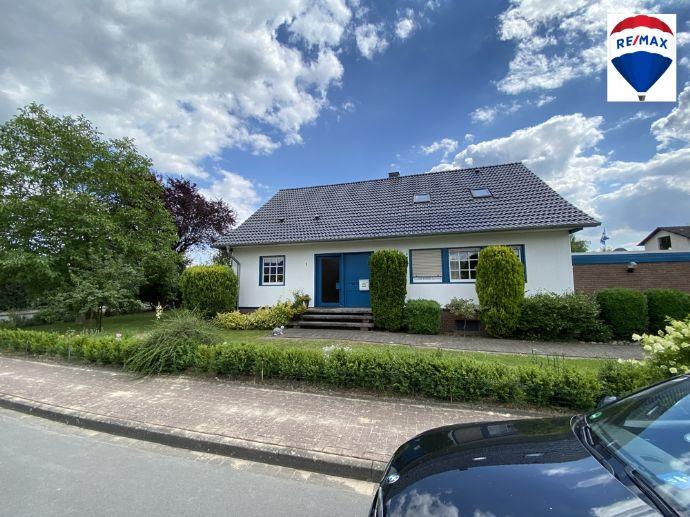 Schönes Zweifamilienhaus in ruhiger Lage in Espelkamp