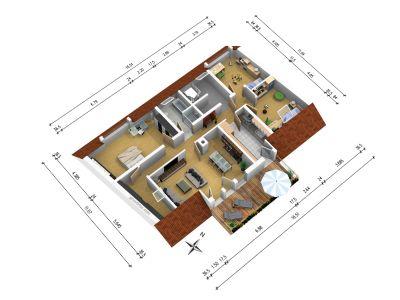Beginn v. Planung+ Verkauf Neubau von 3-Raum, 4-Raum und 5-Raum-Eigentumswohnungen