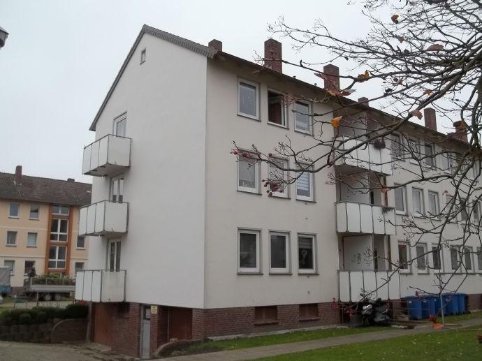 2,5 Zimmer Wohnug mit 2 Balkonen in begehrter Wohnlage