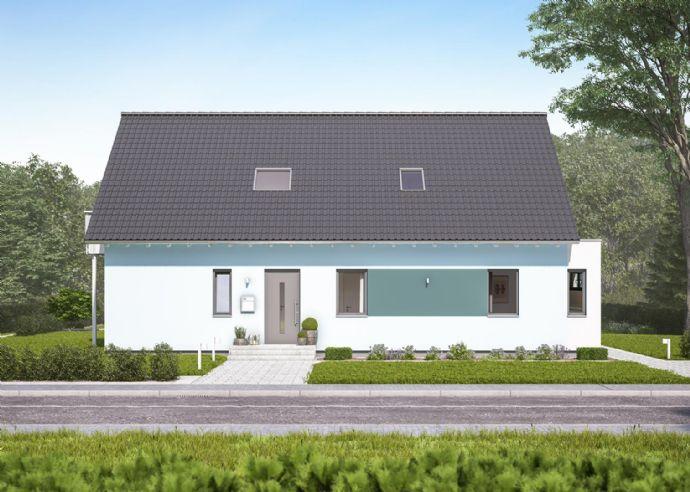 Mehrfamilienhaus mit Einliegerwohnung KfW 55