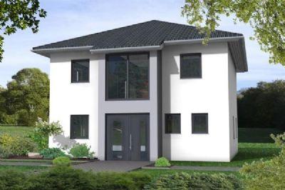 Clever geplant – massiv gebaut. Wohngefühl gratis in lichtdurchfluteter Architektur – Wohnen im wunderschönen Radebeul.