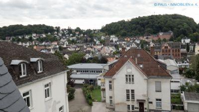 Blick auf die Stadt Linz