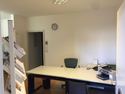 Büro hinterer Raum 2