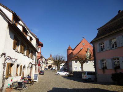 Altstadt von Burkheim