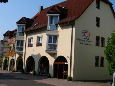Gästehaus zum Landesteg - Ferienwohnung Nr. 4 in Bachstraße 8