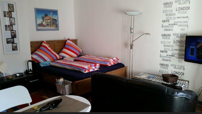 Möbliertes Apartment mit Balkon zentral und ruhig - Diese Wohnung wird Ihnen gefallen!