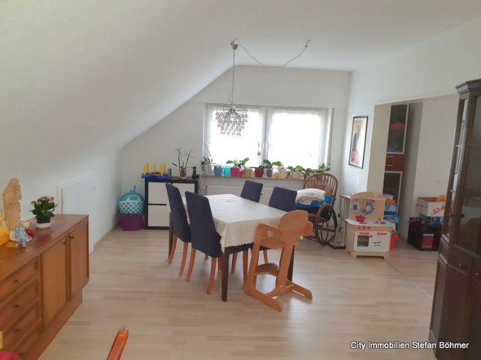 120 m² - traumhafte 4 Zimmerwohnung im Herzen von Schweich