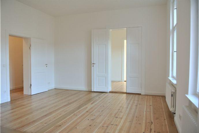 Wohnung mit Erstbezug nach umfangreicher Modernisierung und Sanierung