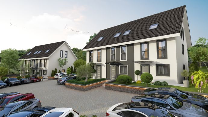 Wohnen am Römerkastell Reihenmittelhaus Neu Neu Neu !!!