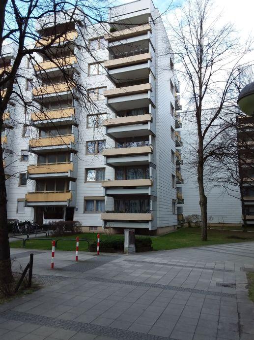 TOP Lage - 3-Zimmer Whg. mit 2 Balkonen