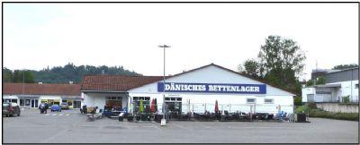 Birkenfeld Ladenlokale, Ladenflächen