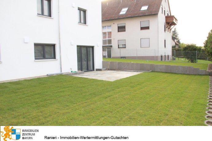 Garten inklusive NEUBAU Terrassenwohnung Nr