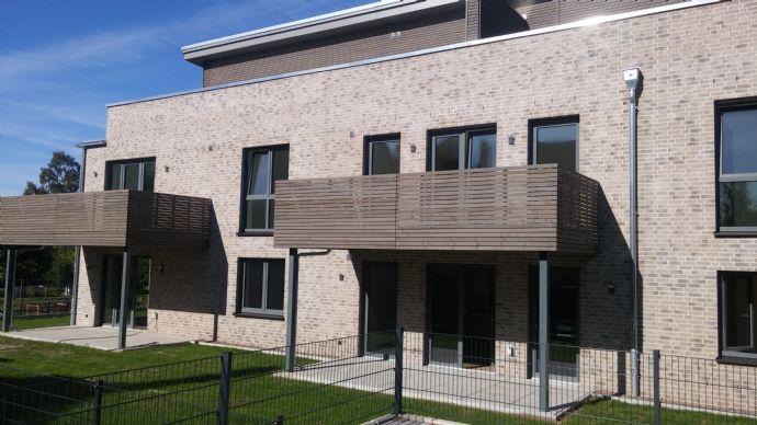Barrierefreie 3-Zimmer-Wohnung im Erdgeschoss