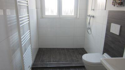 barrierefreies Bad mit gehobener Ausstattung