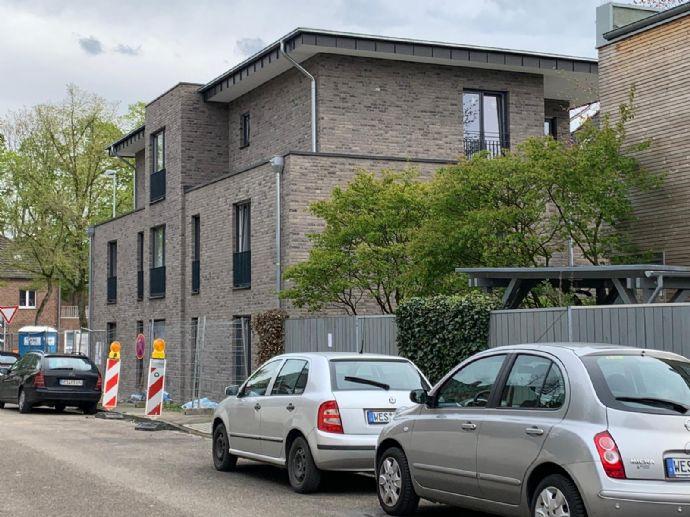 Erstbezug: Hochwertiges Wohnen in zentrumsnaher Lage von Wesel - Penthouse