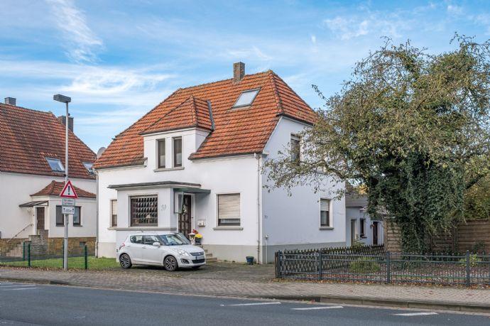 Großzügiges Zweifamilienhaus im beliebten Steinhagen