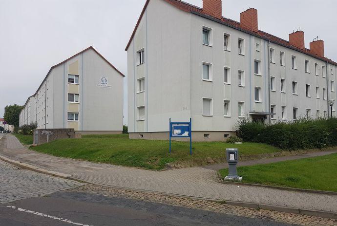 3-Raumwohnung in ländlicher Atmosphäre in Magdeburg zu vermieten