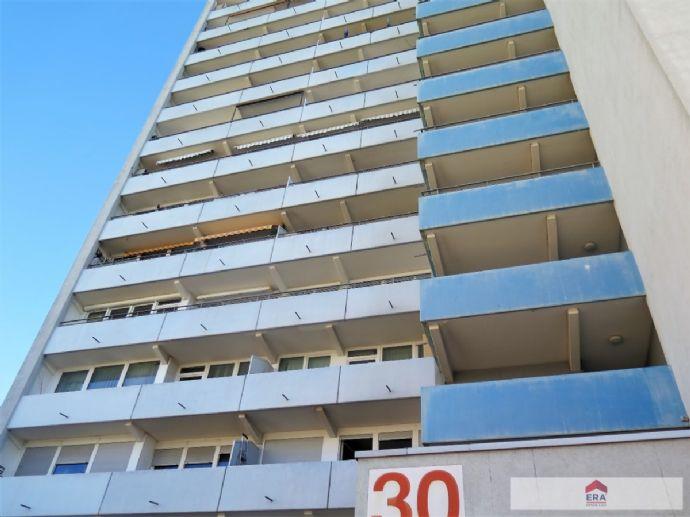 Die Gelegenheit für Kapitalanleger - vermietete 2ZBK mit Balkon