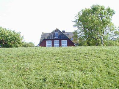 Landhaus am Deich in Dornumersiel - Fewo