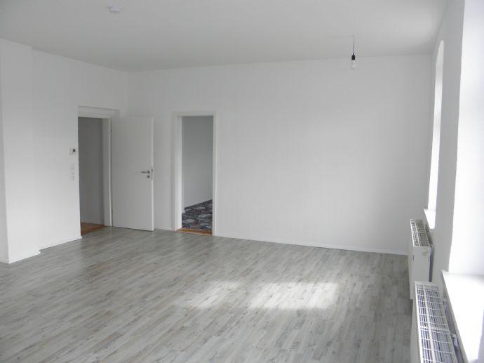 Erstbezug Nach Sanierung Große 3 Raum Wohnung Mit Garten Wohnung