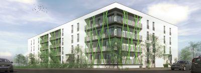 NEUBAU Quartier 1 - großartige 3 Raum Wohnung als Beispiel